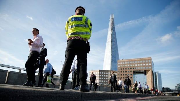 London police arrest another attack suspect