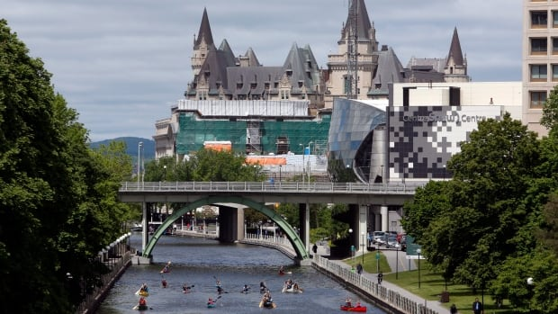 The portion of the Rideau Canal from the Ottawa Locks to Bronson Avenue has been added to a list of contaminated federal sites. The canal was named a UNESCO World Heritage Site in 2007.