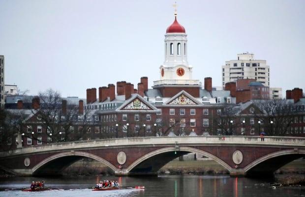 Harvard Admission Revocation