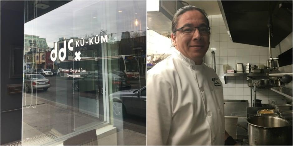 Chef Joseph Shawana