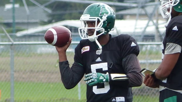 Former NFL quarterback Young injured at Roughriders training camp