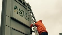 STC sign removal