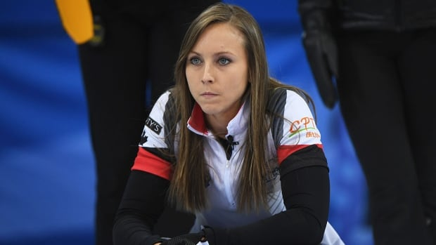Canadian women's curling champion Rachel Homan has a clear vision: she wants her team to represent the country at next year's Winter Olympics.