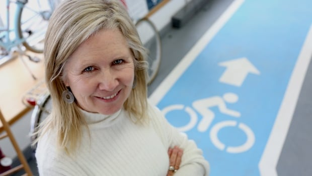 Lori Newton is the executive director of Bike Windsor Essex, an advocacy group.