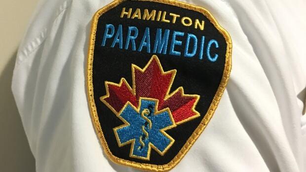 Hamilton paramedic