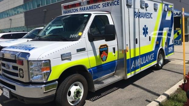 Hamilton ambulance