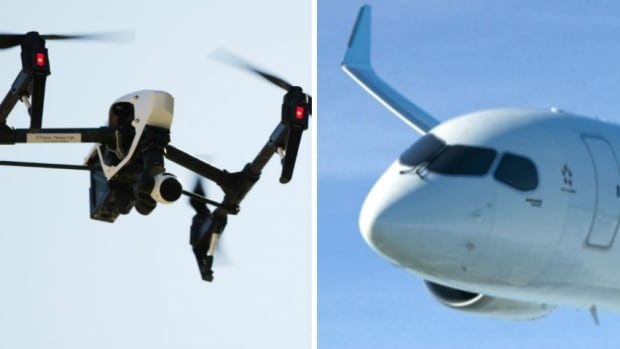 The Charlottetown Airport Authority reported a pilot had observed a drone on approach in August.