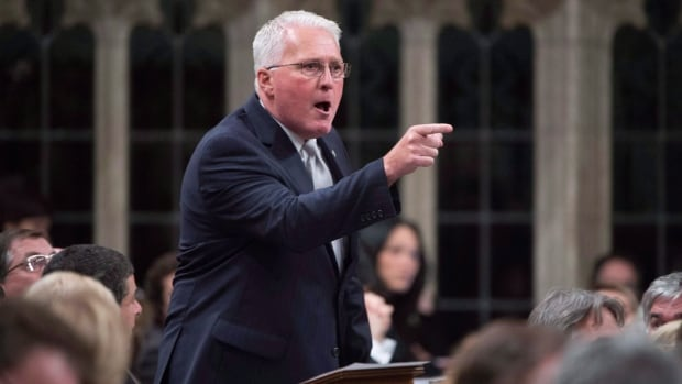 Conservative MP John Brassard says legislating service standards for veterans would ensure veterans receive their benefits in a timely manner.