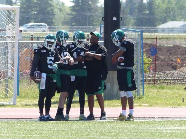 Saskatchewan Roughrider quarterbacks