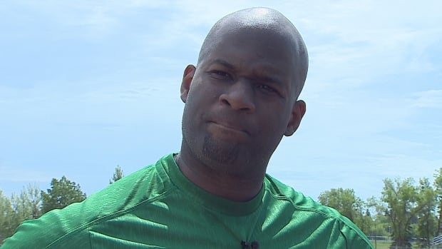 Vince Young's agent took to Twitter Saturday to say the quarterback suffered a torn hamstring and has been released by the Saskatchewan Roughriders.
