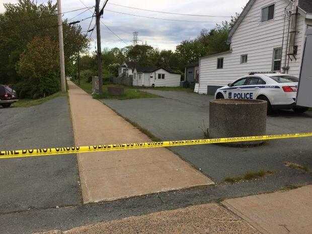 Police medical distress Dartmouth