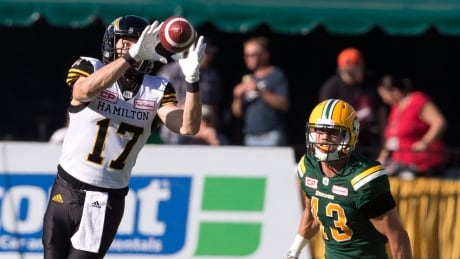 FBO CFL Tiger-Cats Eskimos 20160723