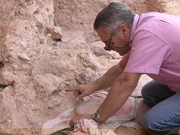 Jebel Irhoud fossil finding