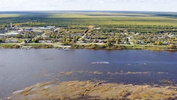 The Town of Moosonee is one of the only municipalities in Ontario's far north.