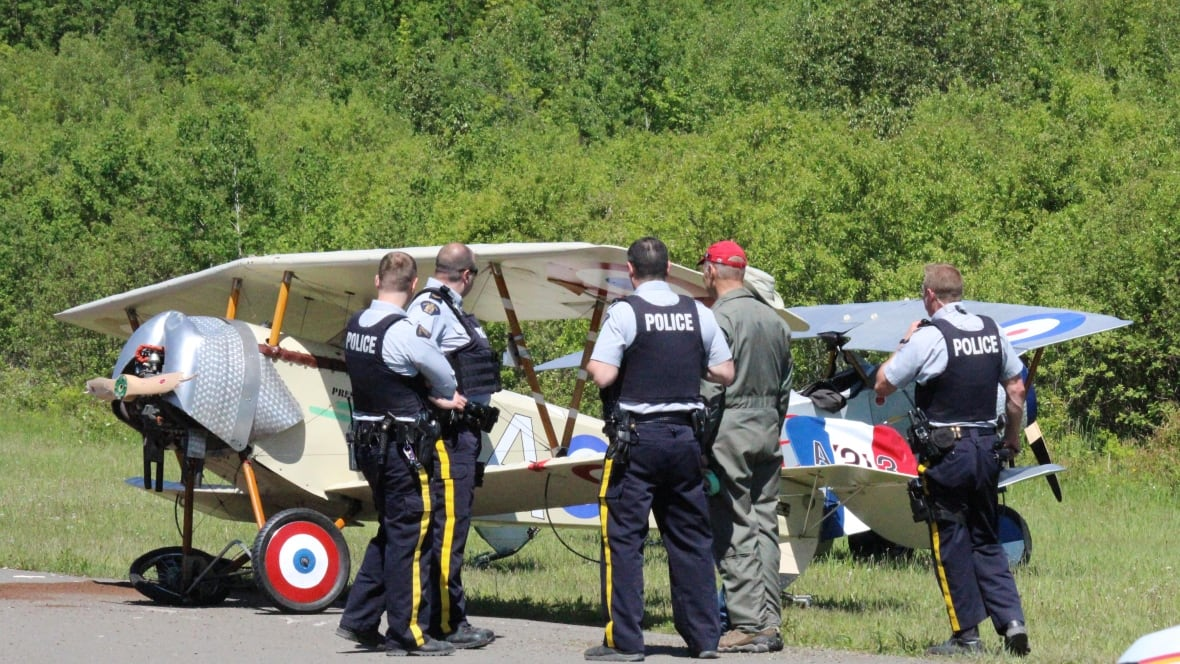 First World War replica plane crashes in Woodstock - CBC.ca