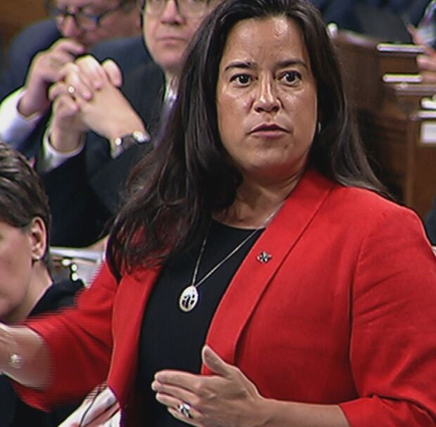 Justice minster Jody Wilson-Raybould, QP Ottawa, judicial advisory committee
