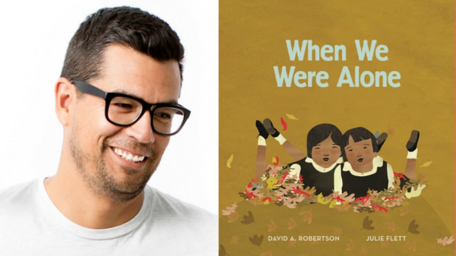 The Winnipeg graphic novelist discusses his children's book about residential school, illustrated by Julie Flett.