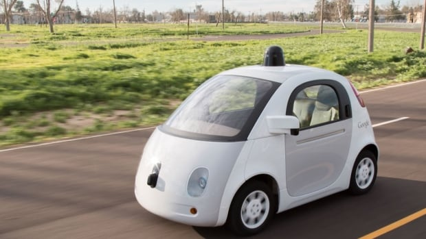 Google first started working towards developing a self-driving car in 2009.
