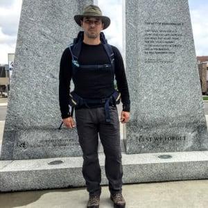 Robert Gagnon cenotaph