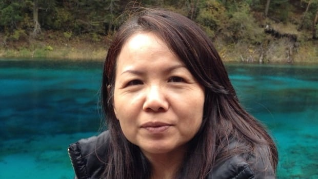 Missing person, San Li Liao is described as an Asian woman, five feet one inch tall, 110 pounds, with a thin build, long shoulder length hair, brown eyes and wearing glasses.