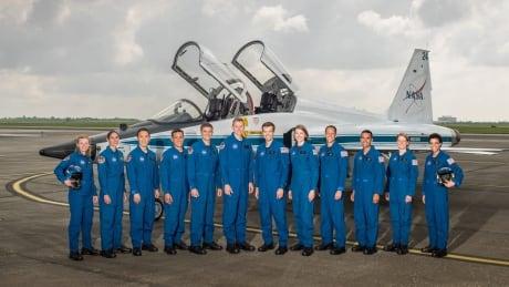 New Astronauts NASA