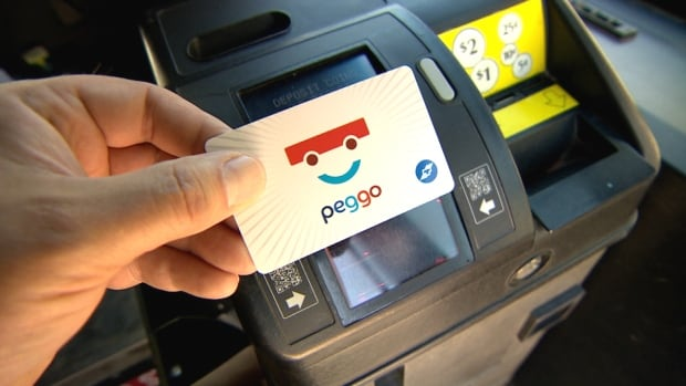 The Peggo card system allows bus officials to track the exact daily travel habits of thousands of passengers.