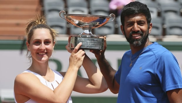 Image result for Gabriela Dabrowski makes Canadian tennis history at French Open