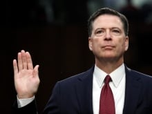 Former FBI director James Comey told the Senate intelligence committee he documented his encounters with the U.S. president in case Trump lied.
