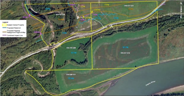 highway 29 realignment