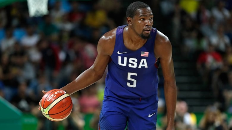 What if NBA stars played Olympic 3-on-3 basketball? | CBC Sports