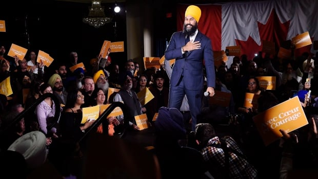 Jagmeet Singh is the latest entrant into the NDP leadership race — and its biggest wild card.