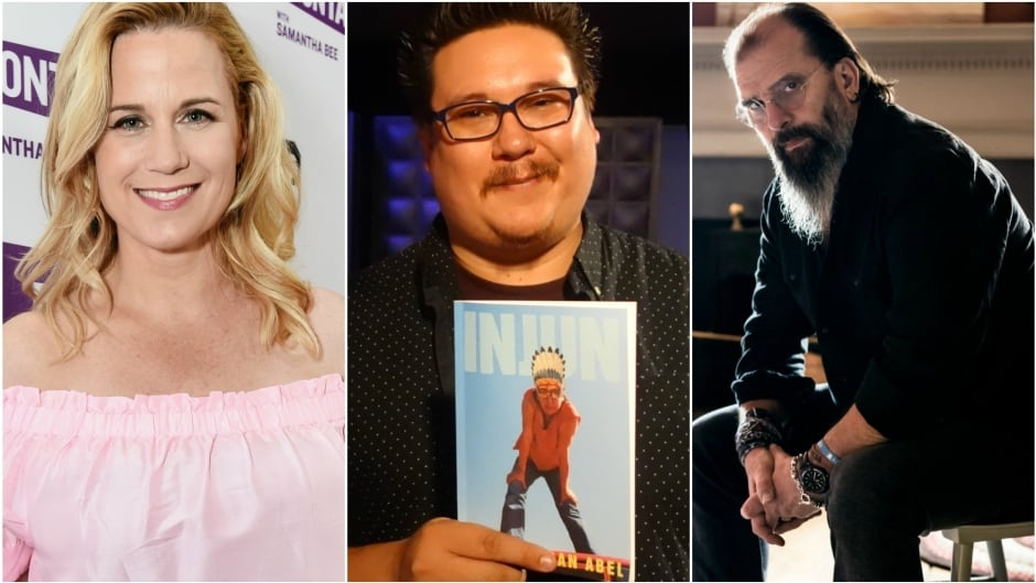 Today on q: Full Frontal with Samantha Bee producer and correspondent Allana Harkin, Griffin Poetry Prize winner Jordan Abel and musician Steve Earle.
