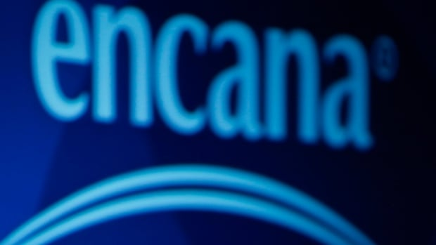 Encana -2% as earnings, revenue and production all fall