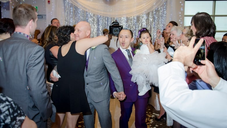Standing Ovation In Iqaluit Bar Greets Milestone Gay Marriage In