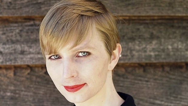 Chelsea Manning, shown in an undated file photo, will run for the U.S. Senate in Maryland.