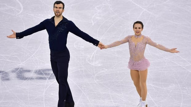 """Canadian figure skaters Eric Radford and Meagan Duhamel have parted ways with coach Richard Gauthier. """"We feel like we need to refresh and reinvigorate our skating to have a chance to stand on that podium at the [2018] Olympics,"""" Duhamel says."""