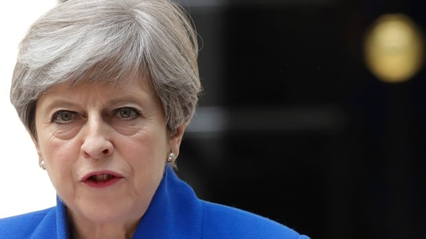 Prime Minister Theresa May retained her seat in the riding of Maidenhead but lost her majority in Thursday's general election in Britain. One analyst called it a 'remarkable election result' that has resulted in a hung Parliament.