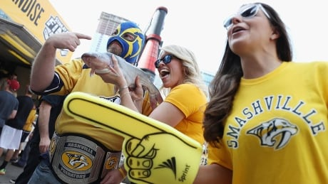 Can Nashville Handle Its Hockey Fever?