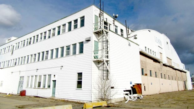 Hangar 11 at the former Edmonton Municipal Airport is on a list of the Top 10 Endangered Historic Places in the country, created by the National Trust for Canada.