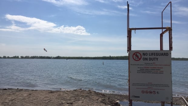 Most of the City of Toronto's beaches will remain partially closed or unsupervised until lake levels recede.