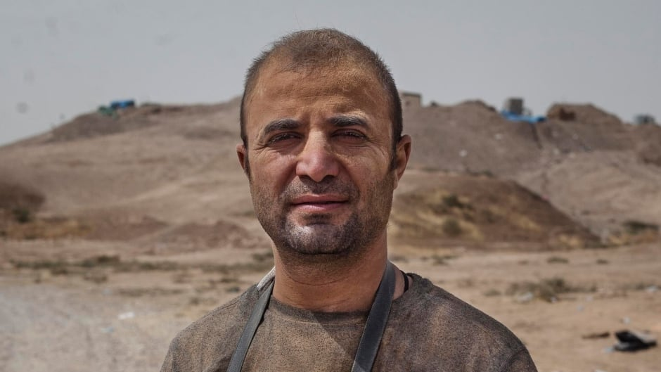 Photojournalist Ali Arkady's project was to be a portrait of a new and unified Iraq fighting the good fight against ISIS.