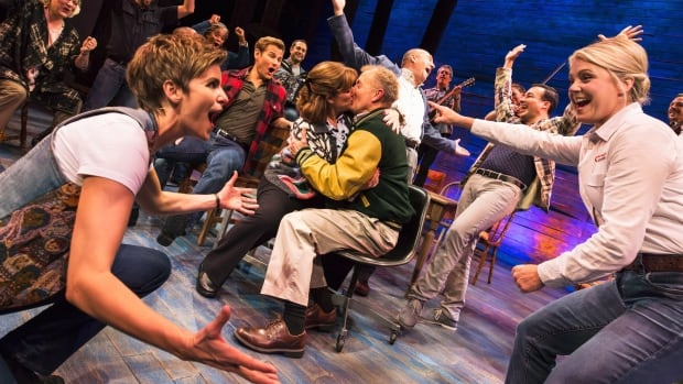 Come From Away, the Canadian musical theatre hit that won a Tony Award in June, has recouped its $12-million investment after less than a year on Broadway.
