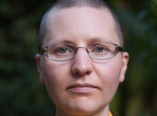 Jade Meunier lived in the Gampo Abbey monastery for five years as a Buddhist nun.