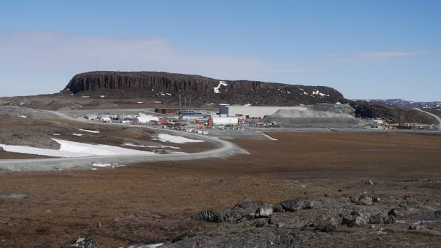 Chinese company's deal to buy Nunavut gold mine facing national securi... image