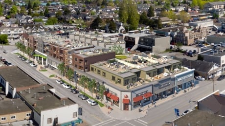 The Roderick Platform Properties Steveston