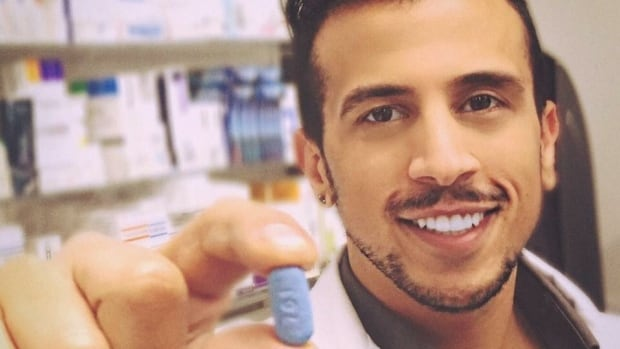 Pharmacist Michael Fanous is an advocate for PrEP, which can dramatically reduce the risk of contracting HIV if taken every day as prescribed.