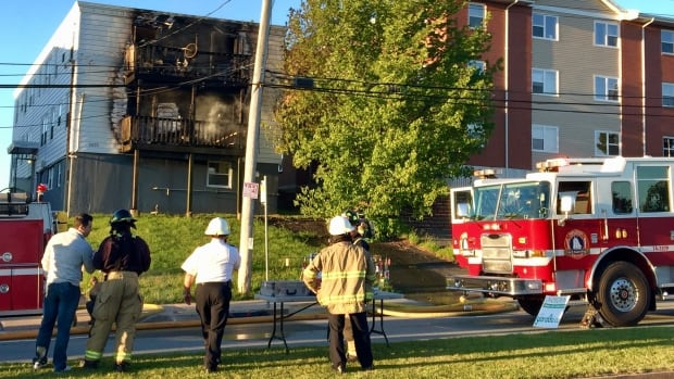 Fire causes extensive damage to Halifax apartment complex, displaces 19 people