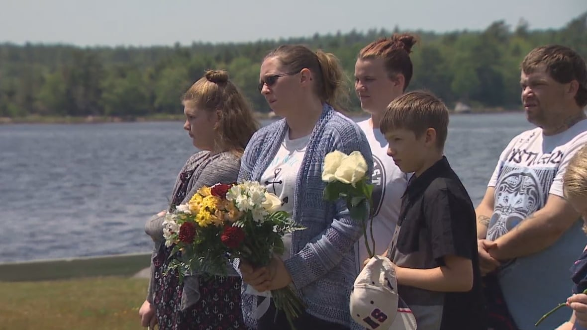 Families remember loved ones lost at sea during Shelburne memorial - CBC.ca