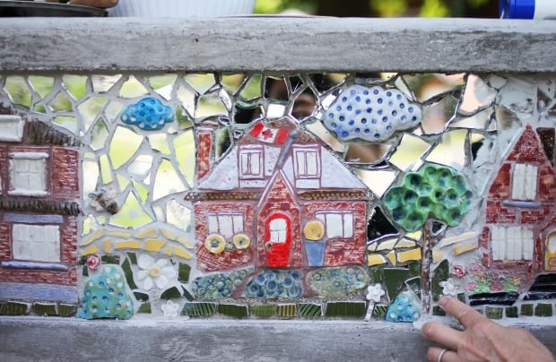 Wall Decor Kitchener Waterloo : Kitchener neighbours connect through community art wall