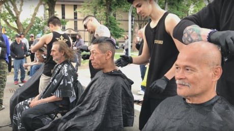 haircuts downtown eastside